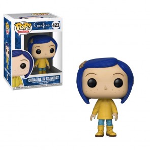 Coraline - Coraline in Raincoat Pop! Vinyl