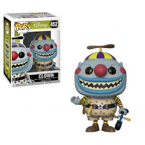 The Nightmare Before Christmas - Clown Pop! Vinyl
