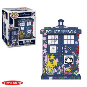 "Doctor Who - TARDIS (Clara Memorial) 6"" Pop! Vinyl"