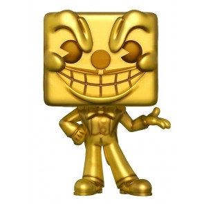 Cuphead - King Dice Gold US Exclusive Pop! Vinyl