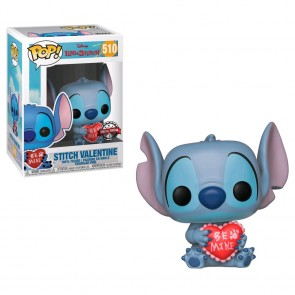 Lilo & Stitch - Stitch Valentines US Exclusive Pop! Vinyl