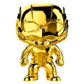 Marvel Studios 10th Anniversary - Ant-Man Gold Chrome Pop! Vinyl