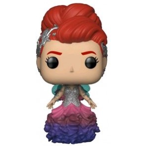 Aquaman - Mera Gown US Exclusive Pop! Vinyl