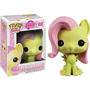 My Little Pony - Fluttershy Pop! Vinyl Figure