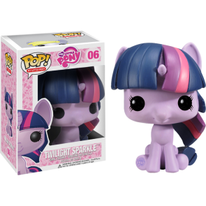 My Little Pony - Twilight Sparkle Pop! Vinyl Figure
