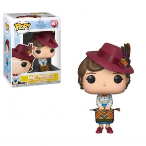 Mary Poppins Returns - Mary Poppins with Bag Pop! Vinyl