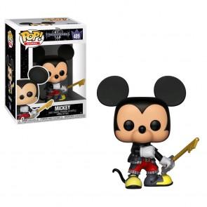 Kingdom Hearts III - Mickey Pop! Vinyl