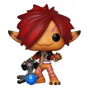 Kingdom Hearts 3 - Sora Orange (Monsters Inc) US Exclusive Pop! Vinyl