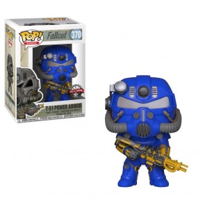 Fallout - Power Armor (Vault Tec) US Exclusive Pop! Vinyl