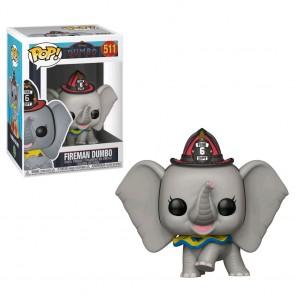 Dumbo (2019) - Dumbo Fireman Pop! Vinyl