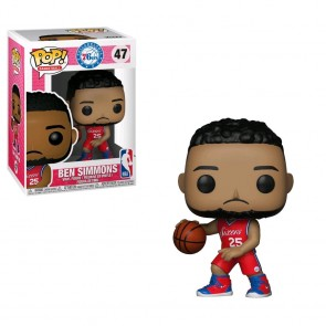 NBA: Sixers - Ben Simmons Pop! Vinyl