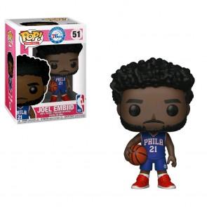 NBA: 76ers - Joel Embiid Pop! Vinyl