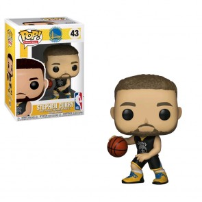 NBA: Warriors - Stephen Curry Pop! Vinyl