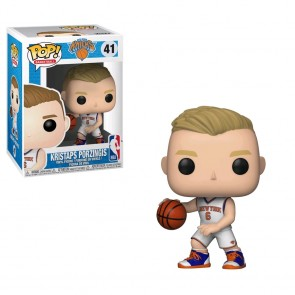 NBA: Knicks - Kristaps Porzingis Pop! Vinyl