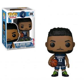 NBA: Timberwolves - Karl-Anthony Towns Pop! Vinyl
