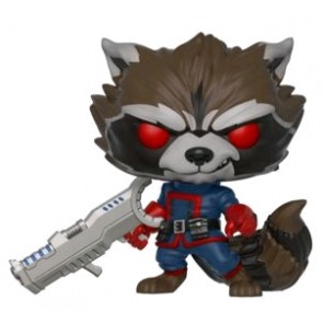 Guardians of the Galaxy - Rocket Raccoon Classic US Exclusive Pop! Vinyl