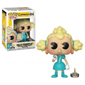 Cuphead - Sally Stageplay Pop! Vinyl