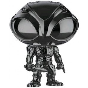 Aquaman - Black Manta Chrome US Exclusive Pop! Vinyl