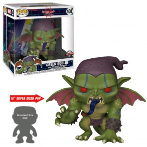 "Spider-Man: Into the Spider-Verse - Green Goblin 10"" US Exclusive Pop! Vinyl"