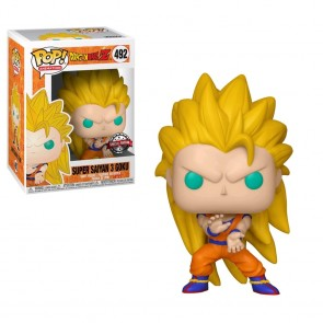 Dragon Ball Z - Goku Super Saiyan 3 US Exclusive Pop! Vinyl