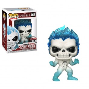 Spider-Man (Video Game 2018) - Spirit Spider US Exclusive Pop! Vinyl