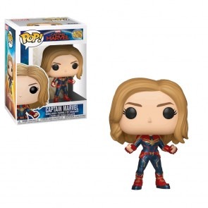 Captain Marvel - Captain Marvel Pop! Vinyl