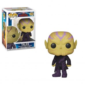 Captain Marvel - Talos Pop! Vinyl