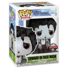 Edward Scissorhands - Edward Purple Mask US Exclusive Pop! Vinyl