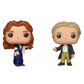 Titanic - Rose & Jack US Exclusive Pop! Vinyl 2-pack