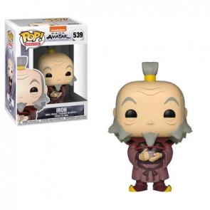 Avatar The Last Airbender - Iroh with Tea Pop! Vinyl