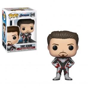 Avengers 4: Endgame - Tony Stark (Team Suit) Pop! Vinyl