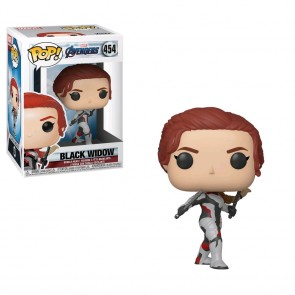 Avengers 4: Endgame - Black Widow (Team Suit) Pop! Vinyl