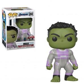 Avengers 4: Endgame - Smart Hulk US Exclusive Pop! Vinyl