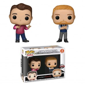Modern Family - Cam & Mitch US Exclusive Pop! Vinyl 2-pack