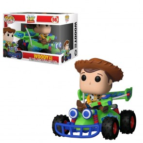 Toy Story - Woody with RC Pop! Ride