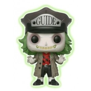 Beetlejuice - Beetlejuice with Hat Glow US Exclusive Pop! Vinyl