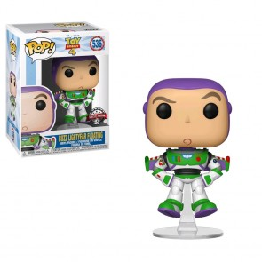 Toy Story 4 - Buzz Floating US Exclusive Pop! Vinyl