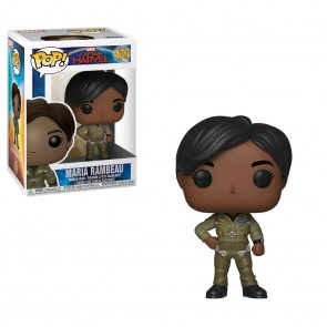 Captain Marvel - Maria Rambeau Pop!