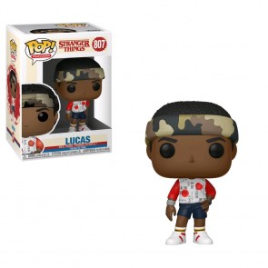 Stranger Things - Lucas Pop! Vinyl