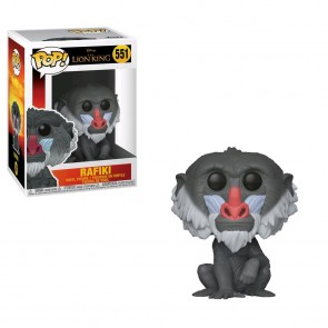 Lion King (2019) - Rafiki Pop! Vinyl
