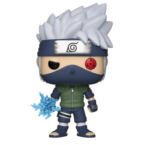 Naruto - Kakashi (Lightning Blade) US Exclusive Pop! Vinyl