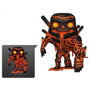 Spider-Man: Far From Home - Molten Man Glow US Exclusive Pop! Vinyl
