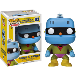 Hanna Barbera - Frankenstein Jr Pop! Vinyl Figure