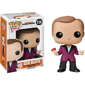 Arrested Development - Gob Bluth Pop! Vinyl Figure