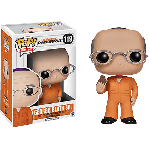 Arrested Development - George Bluth Pop! Vinyl Figure