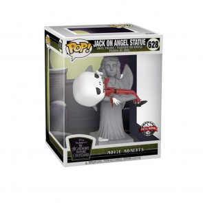 The Nightmare Before Christmas - Jack on Angel Statue Movie Moment Pop! Vinyl