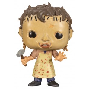 The Texas Chainsaw Massacre - Leatherface with Hammer US Exclusive Pop! Vinyl