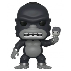 Simpsons - Homer Kong Pop! Vinyl
