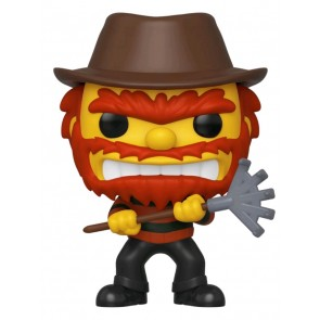 Simpsons - Evil Groundskeeper Willie Pop! Vinyl NYCC 2019