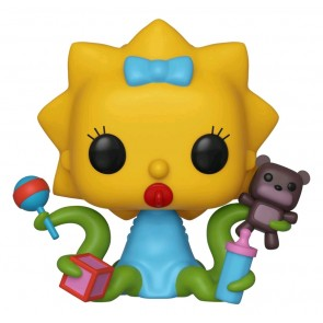 Simpsons - Maggie Alien Pop! Vinyl